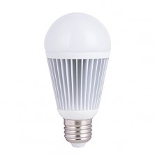 10w 12v LED Bulb Cool White, A19 Small Size, 900 Lumens Brightness, 12 volt low voltage, Rv lighting, solar lighting, Solar Lighting System