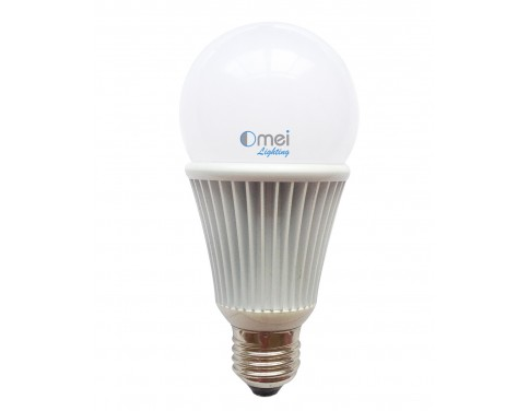 10w 12v LED Bulb Cool Day White, A19 Small Size, 900 Lumens Brightness, 12 volt low voltage, Rv lighting, solar lighting, Marine LED Bulb