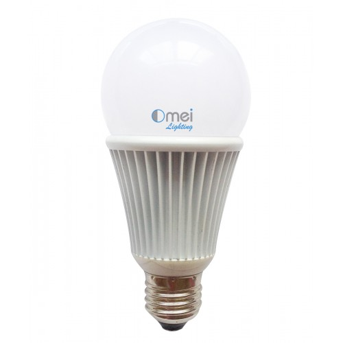 10w 12v led bulb cool day white a19 small size 900 lumens brightness 12 volt low voltage rv. Black Bedroom Furniture Sets. Home Design Ideas