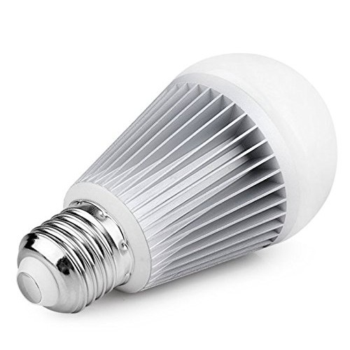 9w E26 Led Bulbs 12 Volt Cool Day White Round Shape 40w Equivalent Solar Powered Led Bulbs