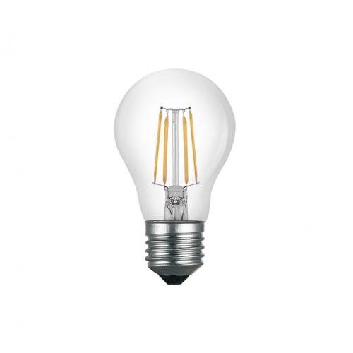 dc 12v 6w a19 a60 led e26 e27 filament vintage light bulb daylight white 6000k nostalgic cage lamp. Black Bedroom Furniture Sets. Home Design Ideas