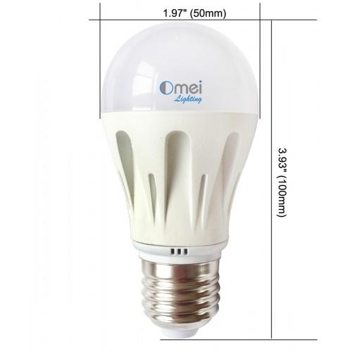 E26 Screw Base Solar Led Bulb Dc 12 Volt Ac Dc 4 Watt Rv