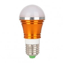 E27 3W 12V 3000K Warm White LED Edison Base Bulbs Light Bulb