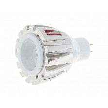 MR16 1w bulb LED 12V cool white 6000k 90 lumen replace 10 watts Halogen 1 LED Lamp light bulb bulbs
