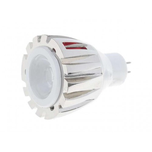 Cool Light Bulbs mr16 1w bulb led 12v cool white 6000k 90 lumen replace 10 watts