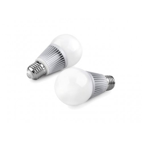 Pack Of 2 Warm White Sunshine 7w E26 12v A19 Led Bulb Light 600lm