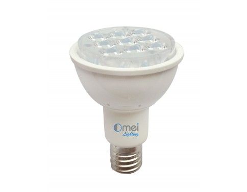 LED E17 Reflector R14 4 watts 30 Lighing Degree Spotlight LED Bulb Cool White 5850 - 6000k