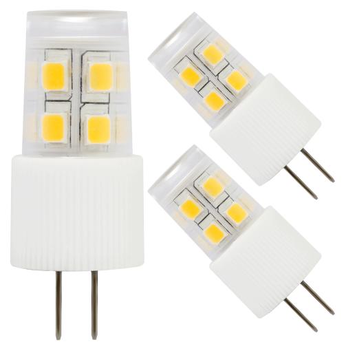 3 Pack Ac Dc 12v 2w G4 Led Bulb 20w Halogen Bulb