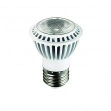 7W PAR16 Dimmable LED E26 Medium Screw Base Soft White 3000k Flood Light Bulb