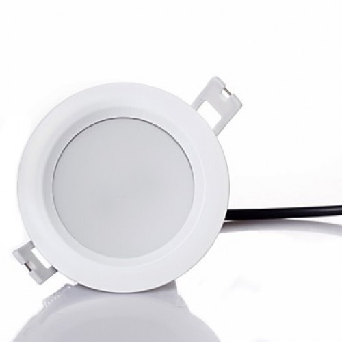 High Quality Bathroom Lighting Fixtures 3inch ip65 waterproof recessed led downlight lamp high quality