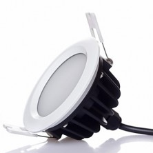 15W 3inch IP65 waterproof Recessed LED downlight lamp high quality Bathroom lamps SMD5630 leds