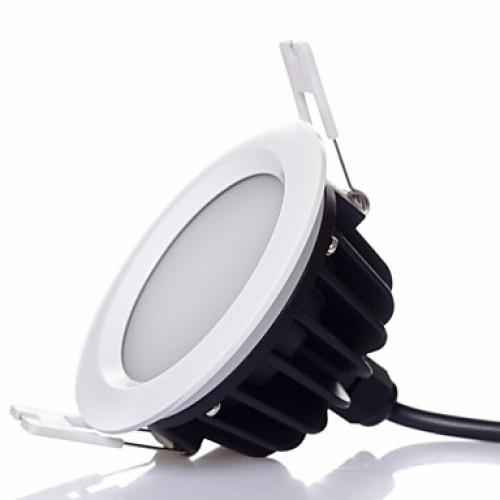 9w 2 5inch Waterproof Recessed Led Downlight Lamps Ip65 Outdoor Lighting Kitchen Luminaire Bathroom Fixture