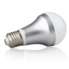 A19 LED Dimmable Replaces 75W incandescent 10W Warm Cool White Light Bulb