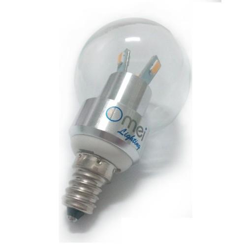 LED 3W E12 Candelabra Base Candle Light 40watt Chandelier