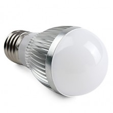 E27 4.5W 15x5630SMD 360LM Warm Natural White Cold White Light LED Ball Bulb (220V)