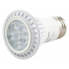 Dimmable LED - 7 Watt - PAR16 - 50W Equal - 3296 Candlepower - 20 Deg. Narrow Flood - 4100K Cool White