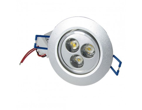 3W AC85-265V Warm White Down lamp