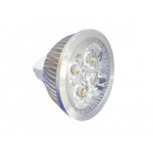 LED Spot Bulb 4W MR16 DC12 Warm White Dimmable 10 Piese