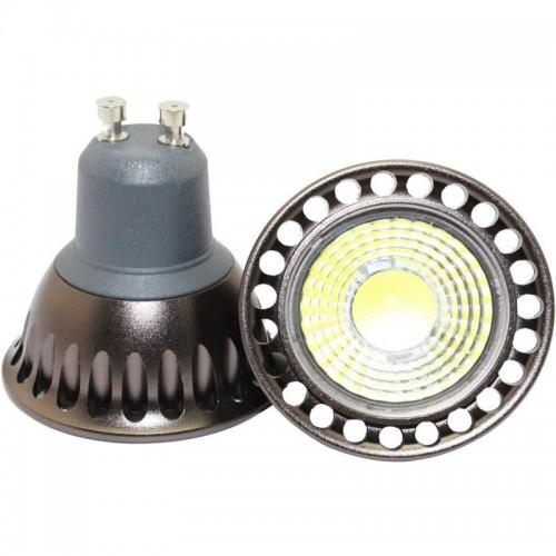 Dimmable Gu10 5w Cob Light Led Gu10 Spotlight Light Bulbs