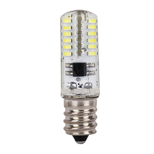 4 Pack E17 Daylight Bulb 4w Dimmable 80 Led Bulbs High Bright 300 320lm Cool White Replaces 30 Watt Halogen Light
