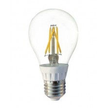 Vintage A19 LED Light Bulb 500 Lumen Warm White Light 2700K 3.6-Watt, 40-Watt Replacement