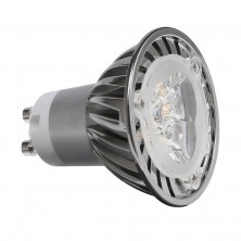 Dimmable 4W GU10 LED Bulbs, 35W Equivalent, Recessed Lighting, Track Lighting, Warm White