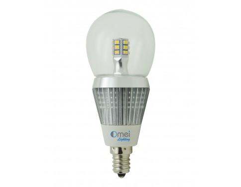 e12 led globe bulb 5w 50 watt candelabra base daylight bulbs led ...