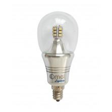 E12 LED Light Bulbs Dimmable Warm Daylight Cold White 60w LED Light Bulb