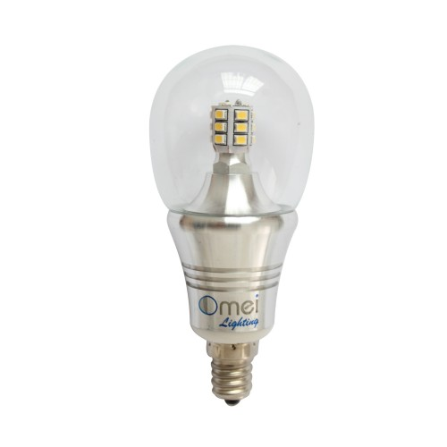 E12 LED Light Bulbs Dimmable Warm Daylight Cold White 60w ...