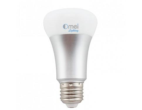 2-pack led A60 E27 7W LED Light Bulbs 60watt incandescent Bulbs Equivalent Edison Base Bulb