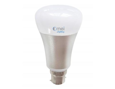 2-Pack led A60 B22 7W LED Light Bulbs 60watt incandescent Bulbs Equivalent Bayonet Base Bulb