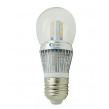 OmaiLighting LED Bulb E26 400 lumen LED edison Light Bulb 5w Natural Daylight White 4000k globe Lamp