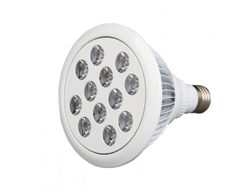 PAR38 led flood e26 Medium standard Warm White UV LED 12x 1.5W Light Bulb Lamp