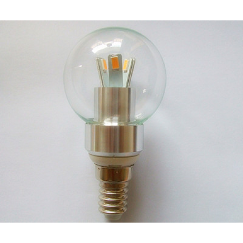 led 3w e14 candelabra base cool white 6000k dimmable 40 watt incandescent can. Black Bedroom Furniture Sets. Home Design Ideas