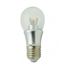 LED Light 6000k Cool White 40 Watt Equivalent A15 Medium / Standard Base Dimmable Bulb