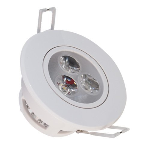 110 240v ac 3 watt high power decorative recessed led ceiling light 110 240v ac 3 watt high power decorative recessed led ceiling light cabinet spot down lamp cool white aloadofball Choice Image