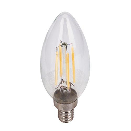 cool white led filament candelabra e12 led filament light bulb led filament bulb dimmable5w b10 led filament chandelier bulb