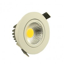 5 W 1 COB 500-550 LM Warm White/Cool White Ceiling Lights AC 85-265 V