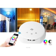 UFO Style RGB led controller wifi/wifi remote controller