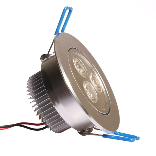 3 Watt Dimmable Cree Recessed Led Lighting Fixture