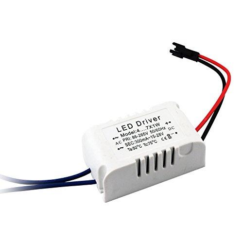 2 Pack Led Energy Saving Flush Fitting Ceiling Light 7w 85