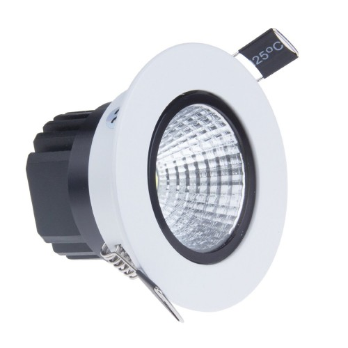 9w 110v new dimmable warm white cob led ceiling light recessed 9w 110v new dimmable warm white cob led ceiling light recessed fixture down light bulb lamp aloadofball Gallery