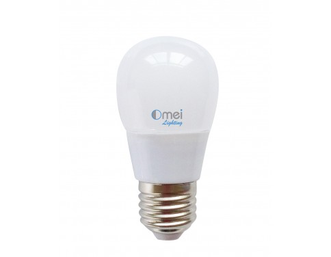 3w 120v A-Shape A15 Cool White 6000k 25W Incandescent LED Light  Bulb