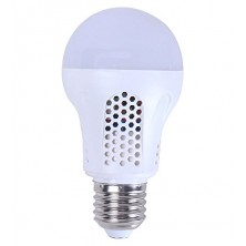 LED E27 5W 420lm Emergency 6000K Cool White Light Lamp Bulbs
