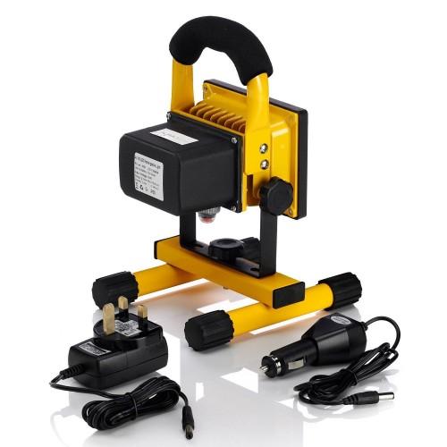 Electrical Motors And Pumps Portable Led Flood Lights