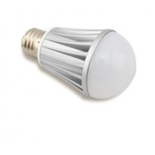 E27 Edison Screw 7 Watt LED Super Smart App Controlled Bluetooth Light Bulb,RGB LED Bulb Light