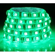 Green LED Strip One Roll 5 Meters for 3528 5050 SMD LED Lamp Light Strip
