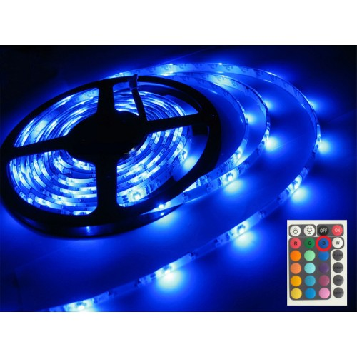 Led Christmas Lights 2 Meter Rgb Led Strip Kit With
