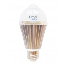 8 W E26 E27 Warm White LED Motion Sensor Light Bulb LED Motion Bulb Motion Activated Light