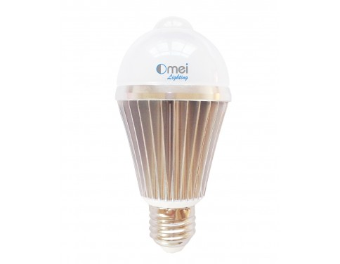 8.1W Day White LED Cool White 6000K LED Motion Light LED Motion Sensor Bulb Light Bulb LED Lights